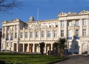 Queen Mary University in London